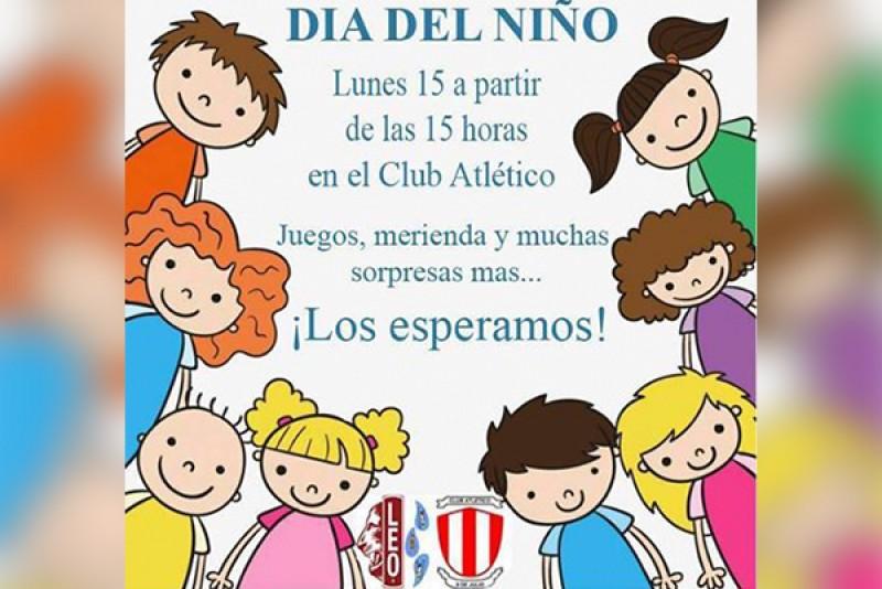 Atletico 9 De Julio Festeja El Dia Del Nino Diario Tiempo Digital